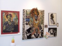 Mixed Media,Gallery,inks,founf Objects