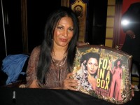 Pam Grier,handbags,paper movies,recycled ,print ads