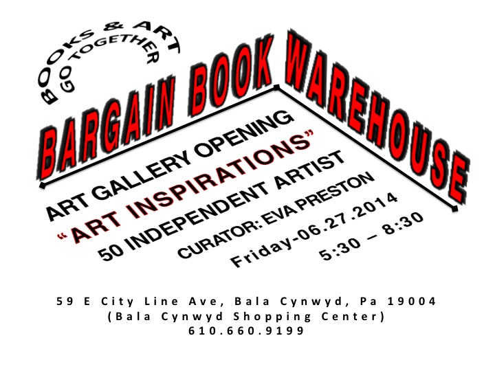Bookstore Warehouse Gallery Postcard