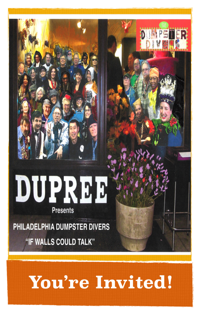 James Dupree Gallery presents If Walls Could Talk 2015